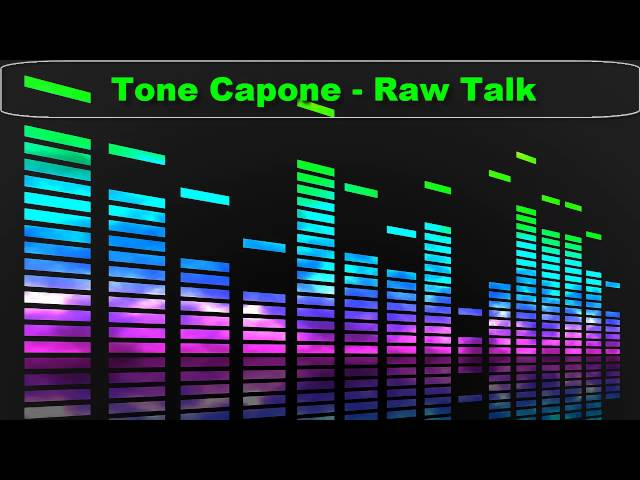 Tone Capone - Raw Talk