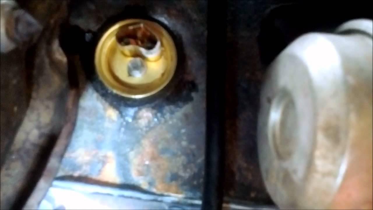 Engine Heater And Alternator Install 6 2 Diesel Suburban