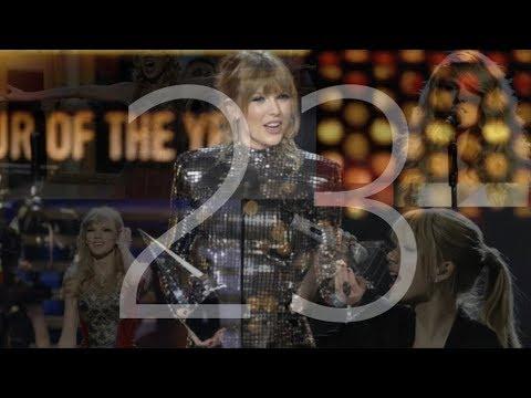 October 9 2018 Taylor Swift Wins 3 Awards