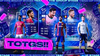FIFA 21 Team of the Group Stage Pack Opening!