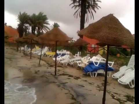 Caribbean World Monastir - real video of hotel and beach