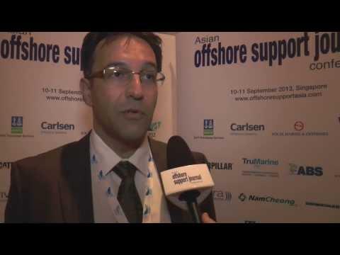 Eirik Andreassen of DNV Petroleum Services Part 1