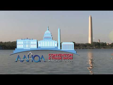AAHOACON18 - 2018 AAHOA Convention & Trade Show