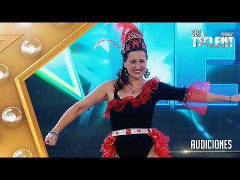 Esta Reina del Carnaval no logró deslumbrar al jurado