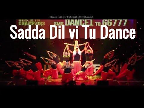 Sadda Dil Vi Tu| Dance| Shiamak| abcd |sada dil vi tu |lyrics |ga ga ga ganpati| abcd2 prabhu deva