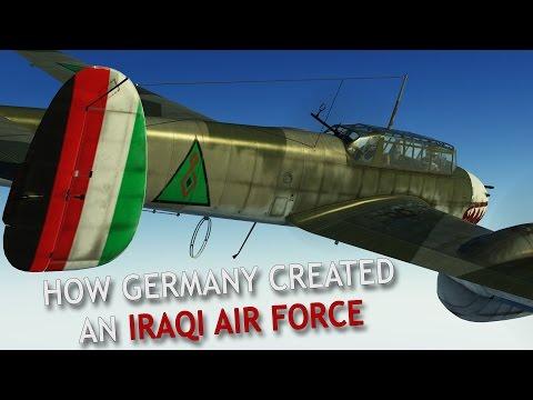 ⚜   How Germany created an Iraqi Air Force