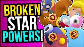 NEW BEST BRAWLER = PIPER!? 3 NEW GAME CHANGING STAR POWERS!