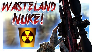 WASTELAND NUKE! - Modern Warfare 2 PC Nuke - (Call of Duty: Modern Warfare 2)