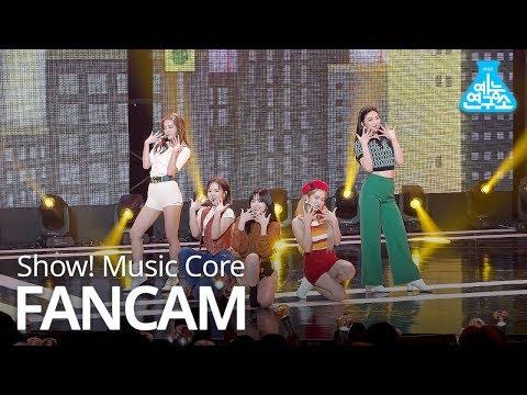 [예능연구소 직캠] Red Velvet - Umpah Umpah, 레드벨벳 - 음파음파 @Show! Music Core 20190824