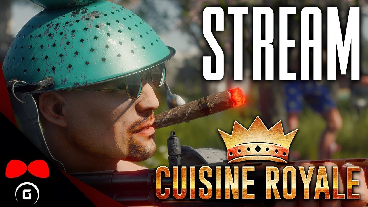 Cuisine Royale How To Heal Cuisine Royale Agraelus 1080p60 Pc Cz