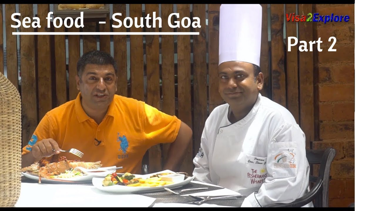 Sea food journey South Goa Episode 2   Goa Food & Travel