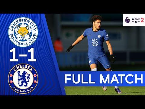 Leicester v Chelsea   Premier League 2   Live Match