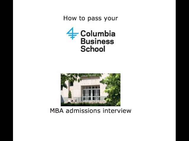 transportation national group columbia business school essay Visiting students to columbia college are not permitted to apply for transfer admission  group of transfer students to columbia essay columbia.