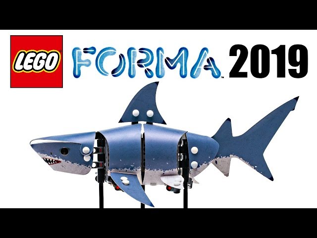 LEGO Forma 2019 sets revealed! What are these exactly?