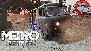 Metro Exodus - ТОПЛИВО (Прохождение #16)