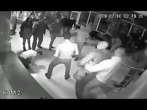 Массовая драка в ночном клубе в городе Изюме Харьковской области