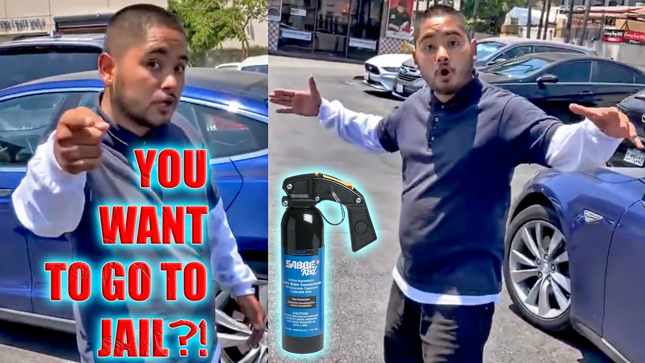 """""""PEPPER SPRAY ALL DAY in L.A!!!"""" - NOBODY Said the BIKE LIFE Would be EASY!!! [Ep.#24]"""