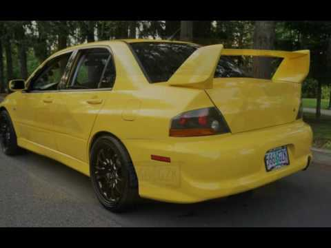 2003 Mitsubishi Lancer Evolution, Turbo, 5 Speed 96k Low Miles  for sale in  Milwaukie, OR