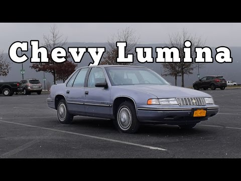 1990 Chevy Lumina : Regular Car Reviews