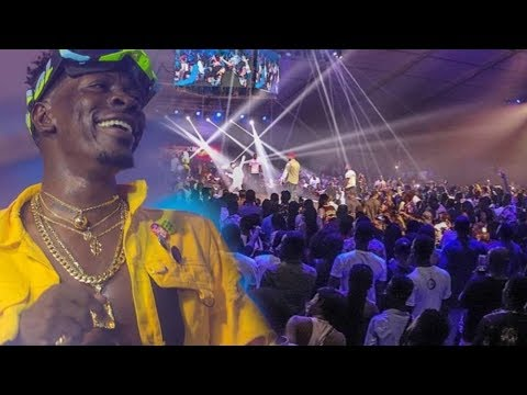 Shatta Wale's amazing performance at the BF Suma Concert