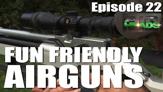 AirHeads - Fun, Friendly Airguns