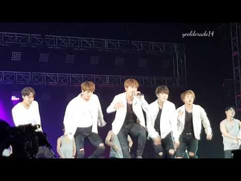 [FANCAM] Baepsae - BTS Wings Tour In Jakarta