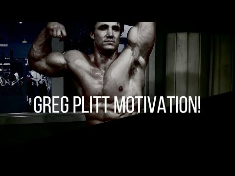 Greg Plitt Motivational Speech & Training Compilation (Success, Training, Quotes)