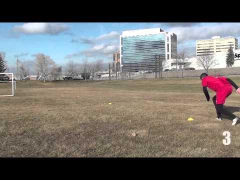Soccer Fitness: Sprints - Day 1 of 5 Soccer Training Program