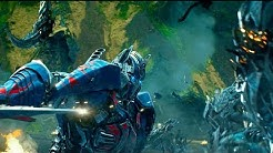 Transformers 5 The Last Knight I Final Battle Autobots Saves Earth 1080P
