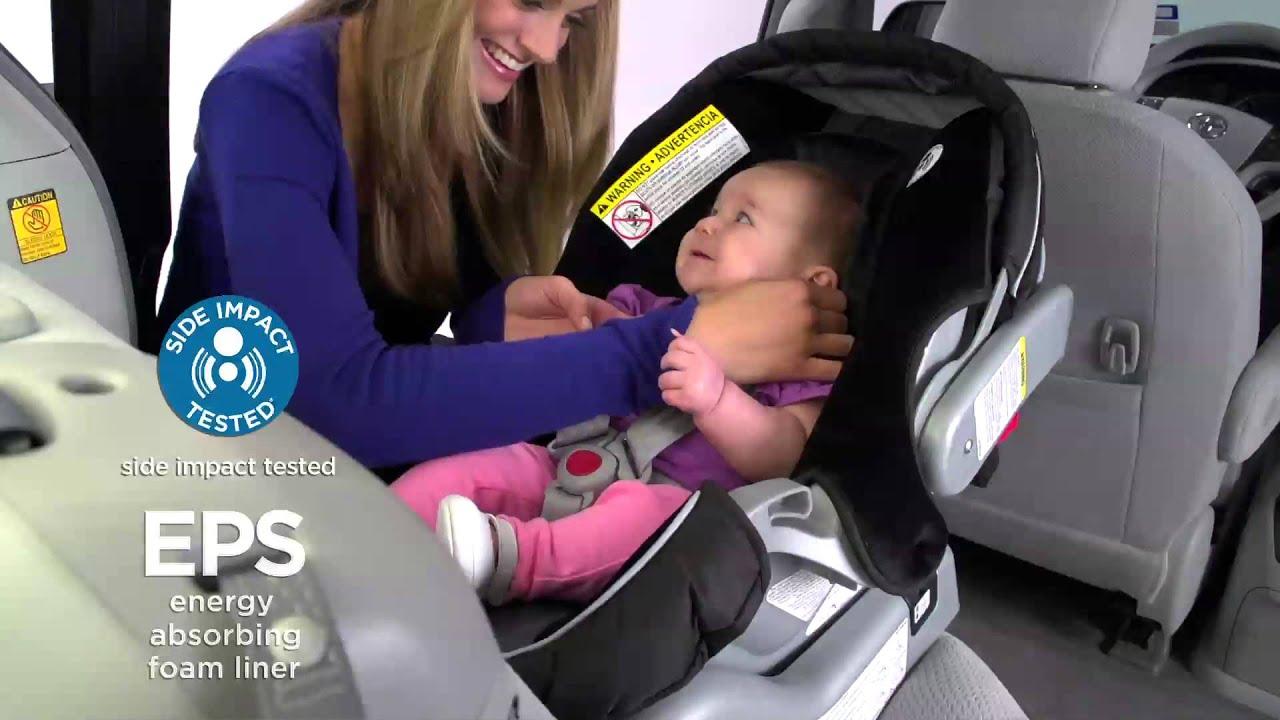 Graco SnugRideR Click Connect 30 Infant Car Seat