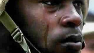 イラク戦争 涙する人々 IRAQ WAR  crying people (閲覧注意) thumbnail