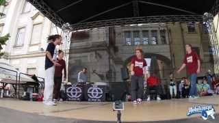 Finał Hip Hop Dance na Street Wars 2014: Co Jest Crew vs Kari & Sasin