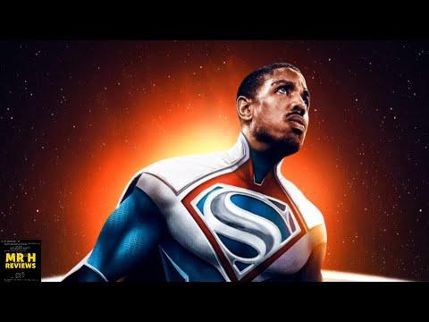Michael B Jordan Developing Black Superman Series For HBO Max - NOT Race Bending Kal-El
