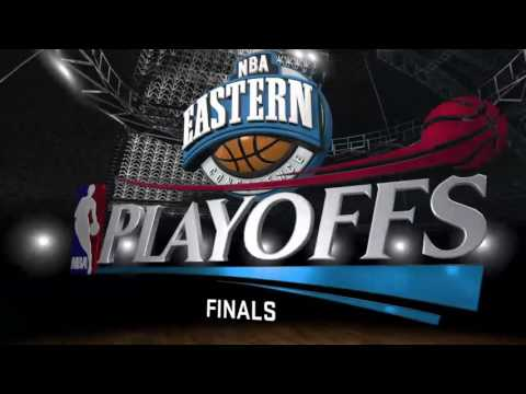 NBA2k17 My Careers Conference Finals