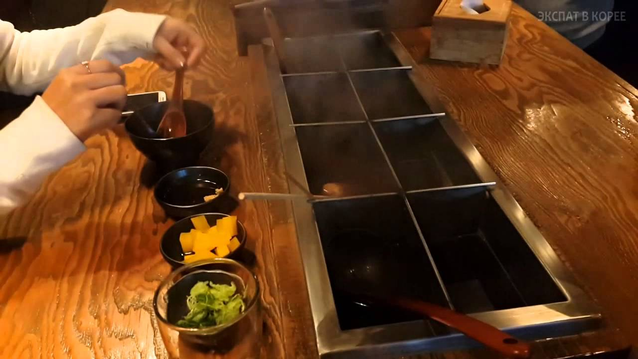"""Обязательно попробовать в Корее блюдо """"Одэн"""" — MyVideo"""