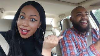 Vlog #2: Sunday Car Convos! | Ashy Throat, Petey Pablo, & Wig Lingo?