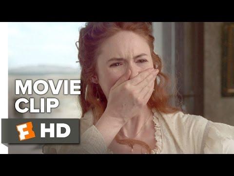 In a Valley of Violence Movie CLIP - Foolish Girl (2016) - Karen Gillan Movie