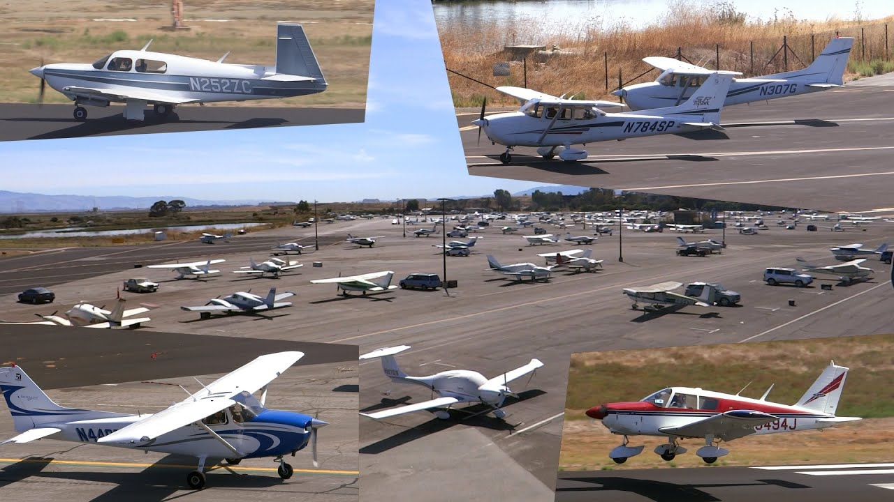 Download HD Palo Alto Airport Tower Spotting