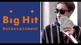 Big Hit Entertainment Records Highest Financial Earnings In Company History [BTS NEWS]