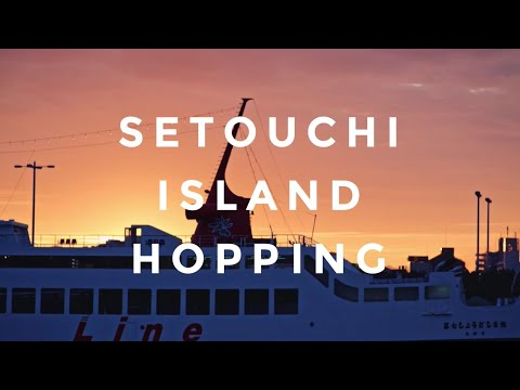 SETOUCHI ISLAND HOPPING