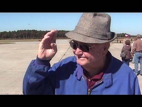 World War II B-17 pilot takes first flight after 70 Years