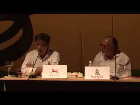 Centro León. Tertulia La Aurora: Historia de una empresa centenaria