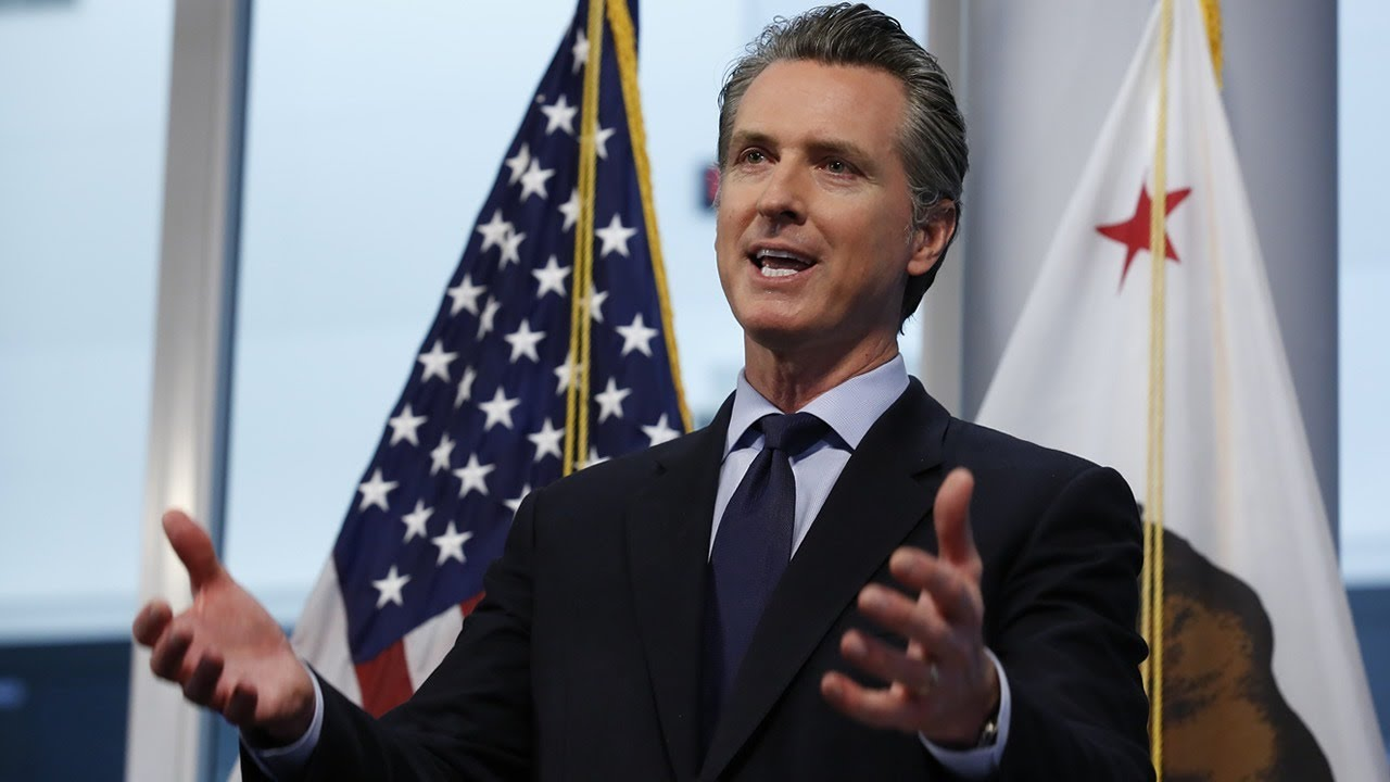 Gavin Newsom gives update on COVID-19 in California after announcing 4-phase plan -- WATCH LIVE