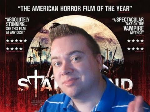 Stake Land Horror Movie Review