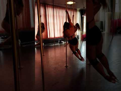 Pole Grooves with Billie Brooklyn - What Ever it Takes