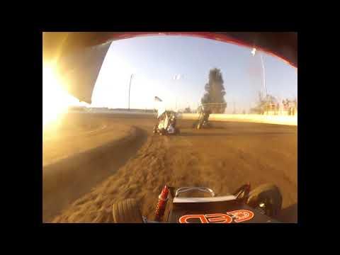 Delta Speedway 6/14/19 Jr Heat 2 Ty GoPro