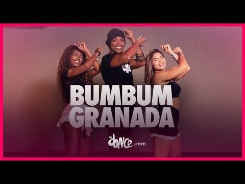 Bumbum Granada - MCs Zaac E Jerry | FitDance TV (Coreografia Oficial) Dance Video