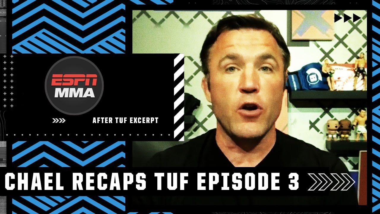 Chael Sonnen recaps Ep. 3 of The Return of The Ultimate Fighter | After TUF