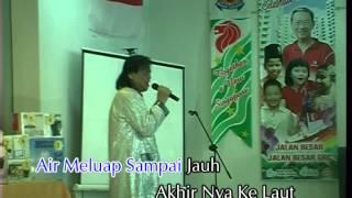 BENGAWAN SOLO   sing by Neo Martin