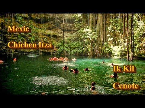 Mexico, Chichen Itza, Ik Kil Cenote - Mexico,Belize,Guatemala,Honduras Ep 9-Vlog calatorii travel